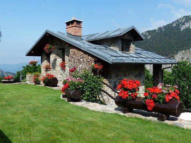 Byt nebo dům