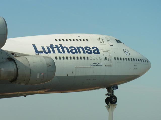 vystavené letadlo