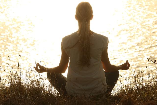 posed u meditace