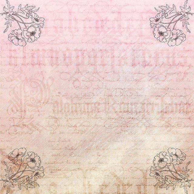 kytičkovaný papír