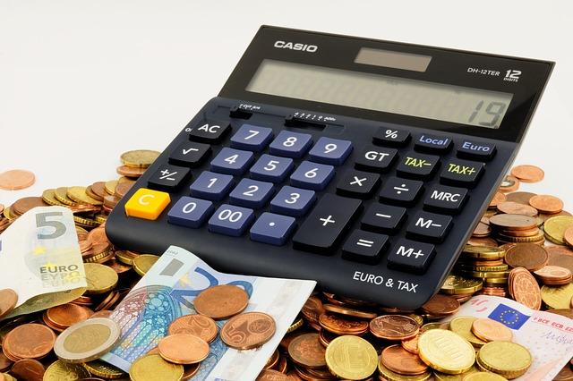 kalkulačka na eurech