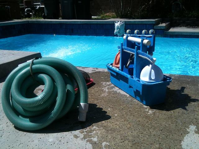 Bazénové vysavače