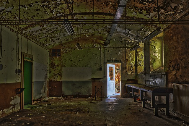 pustý dům