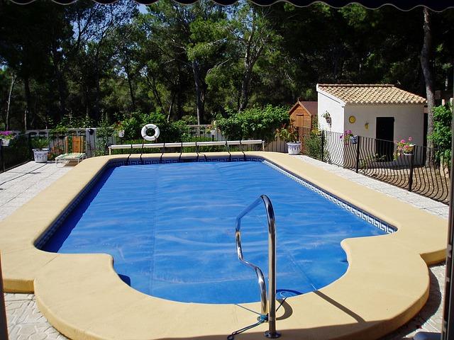 pH v bazénu je důležitým ukazatelem kvality vody