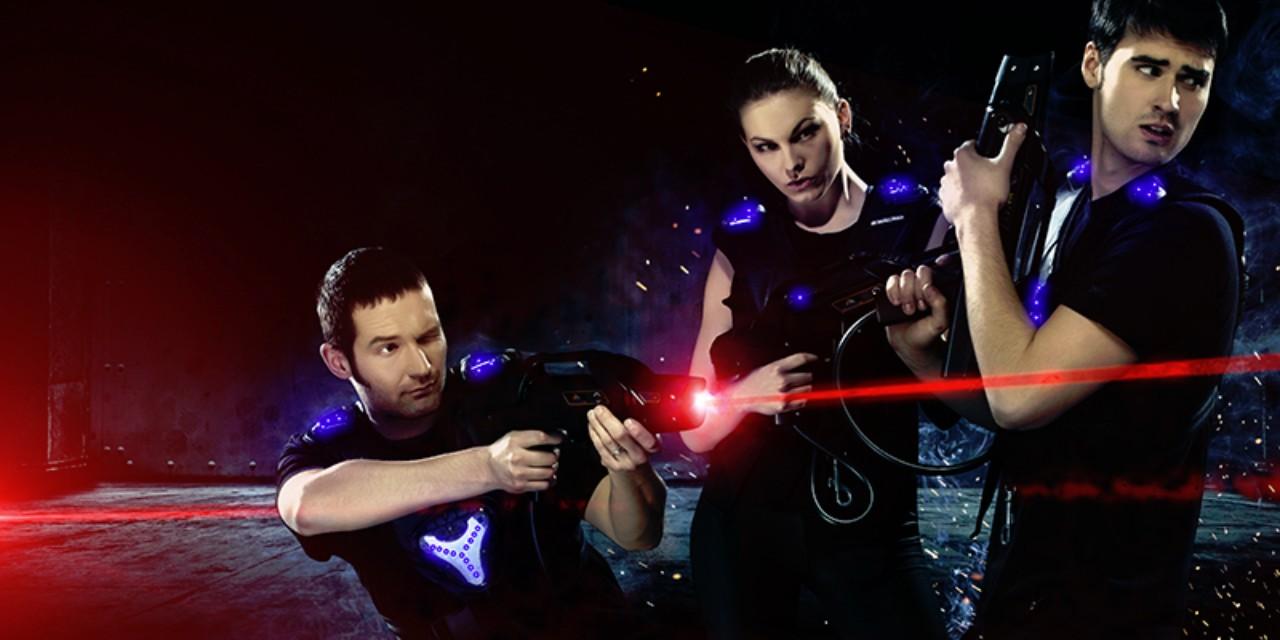 Laserová střílečka pro všechny, kdo milují zábavu a adrenalin