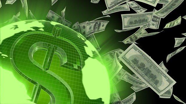 létající dolarovky