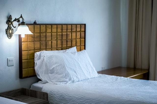 nástěnné svítidlo ložnice