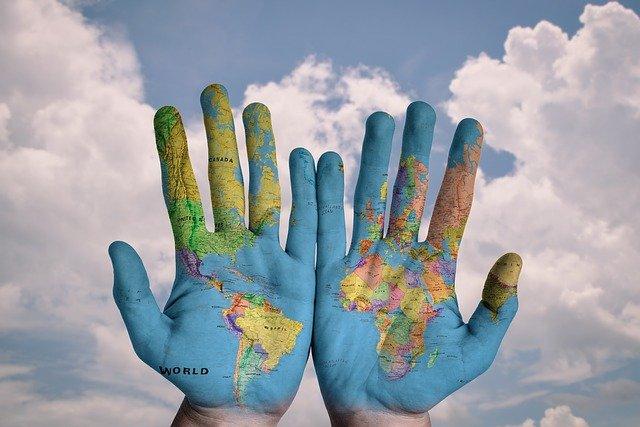 svět na dlaních