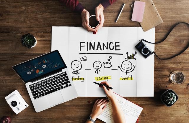 hospodaření s financemi