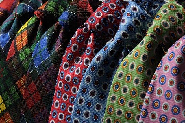 výběr oblečení